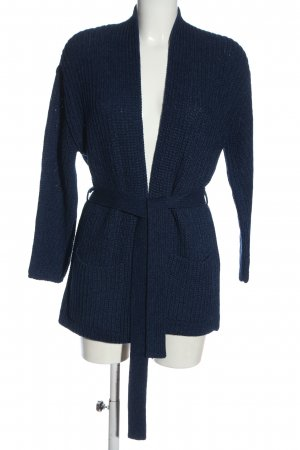 Closed Strick Cardigan blau Casual-Look