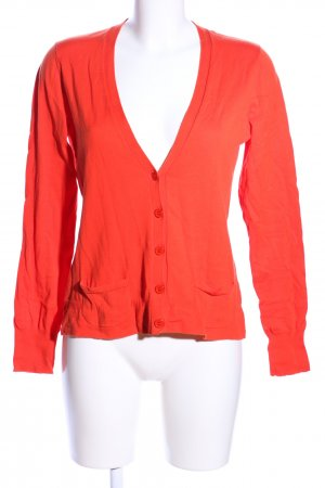 Closed Strickjacke rot Casual-Look
