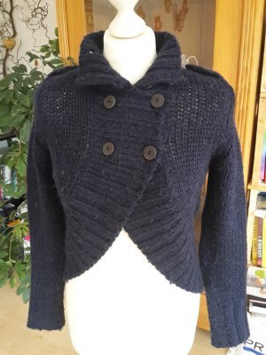 CLOSED Strickjacke dunkelblau wNEU Gr 36