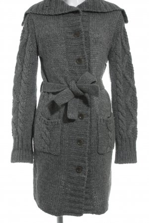 Closed Strickjacke grau meliert Casual-Look