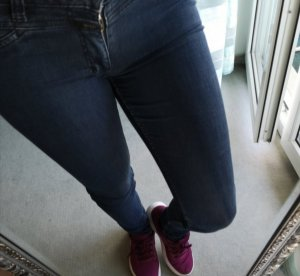 Closed super stretch skinny Jeans Gr. 27