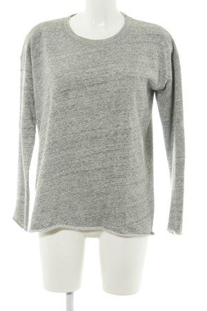 Closed Sweatshirt hellgrau Casual-Look