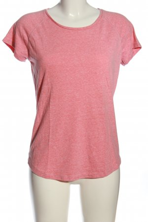 Closed T-Shirt pink meliert Casual-Look
