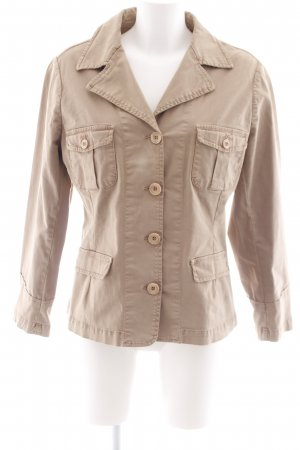 Closed Übergangsjacke beige Casual-Look