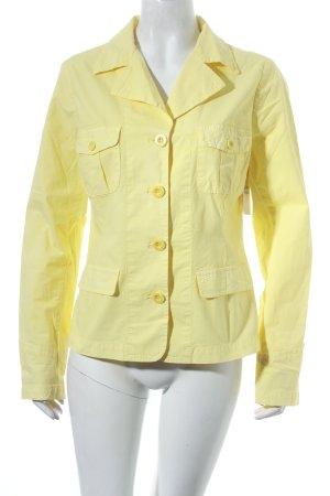 Closed Kurtka przejściowa żółty W stylu casual