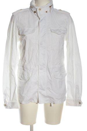Closed Kurtka przejściowa biały W stylu casual