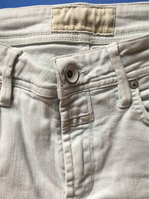 Closed Five-Pocket Trousers pale blue