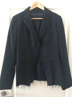 Closed Vintage Blazer * Distressed * Nadelstreifen * Gr. L