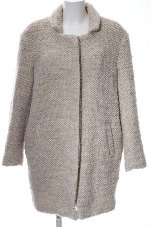 Closed Wollmantel creme meliert Casual-Look