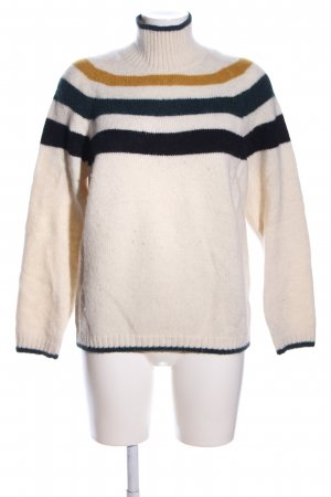 Closed Wollpullover Streifenmuster Casual-Look