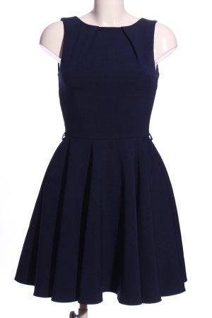 Closet Abendkleid blau Elegant