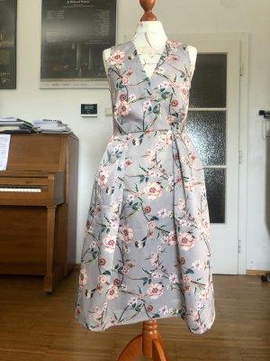 Closet London Midi Dress multicolored