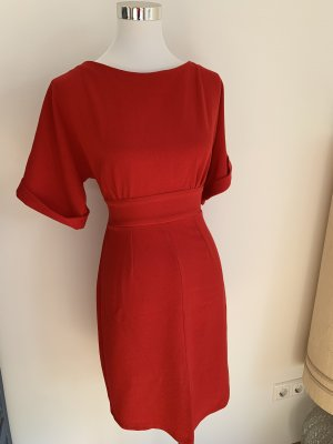 Closet Pencil Dress red