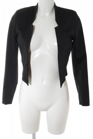 Closet Kurz-Blazer schwarz Business-Look