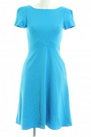 Closet Shortsleeve Dress blue casual look