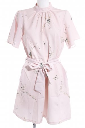 Closet Shortsleeve Dress pink elegant