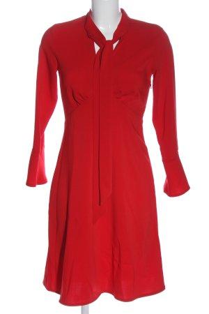 Closet Abito a maniche lunghe rosso stile casual
