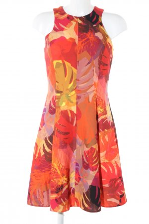 Closet Minikleid Blumenmuster Casual-Look