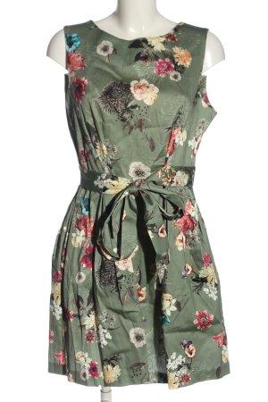 Closet Minikleid khaki Allover-Druck Casual-Look