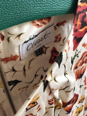 Closet Mini Abito multicolore Cotone