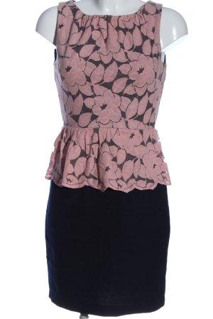 Closet Minikleid pink-blau Casual-Look