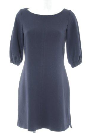 Closet Minikleid dunkelblau schlichter Stil