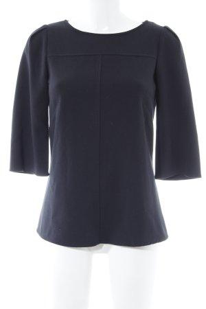 Closet Maglione girocollo blu scuro stile casual