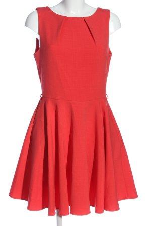 Closet Abito scamiciato rosso stile casual