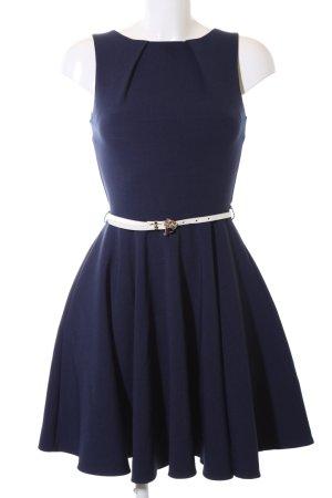 Closet Trägerkleid blau Casual-Look