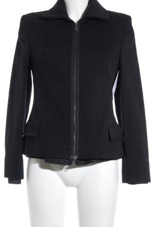 Clothcraft Kurzjacke schwarz Casual-Look