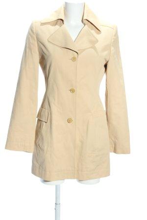 Clothcraft Lange Jacke creme Casual-Look