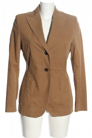 Clothcraft Long-Blazer nude meliert Casual-Look
