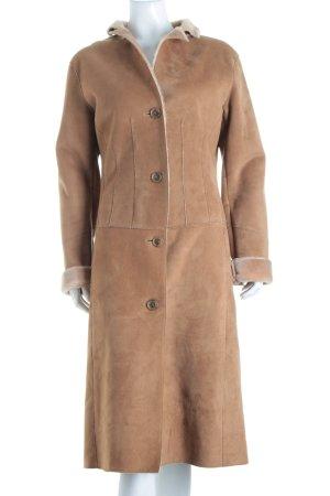 Clothcraft Mantel camel Street-Fashion-Look