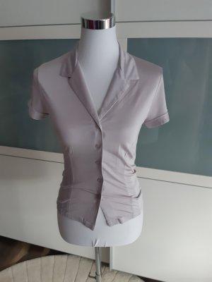 Clothes Short Sleeved Blouse mauve