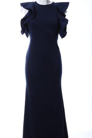 Club L Abendkleid blau Elegant