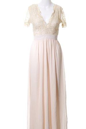 Club L Abendkleid nude Elegant