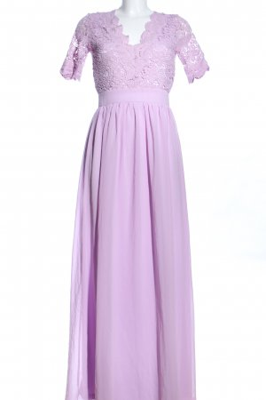 Club L Evening Dress pink elegant
