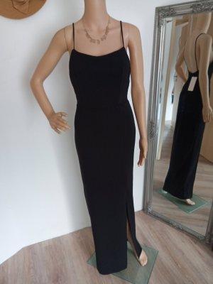 Club L Abendkleid schwarz 38(10) Neu