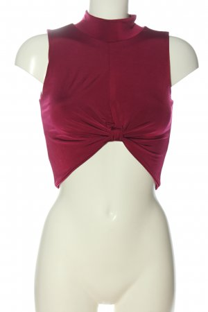 Club L Cropped Top pink Casual-Look