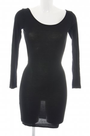 Club L Jerseykleid schwarz Party-Look
