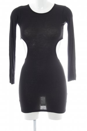 Club L Jersey Dress black party style