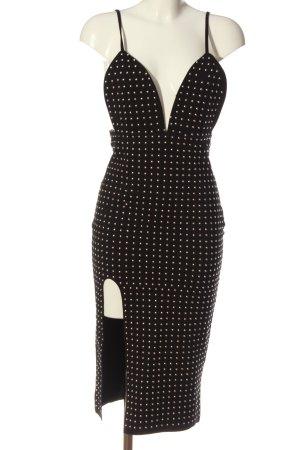 Club L London Evening Dress black elegant
