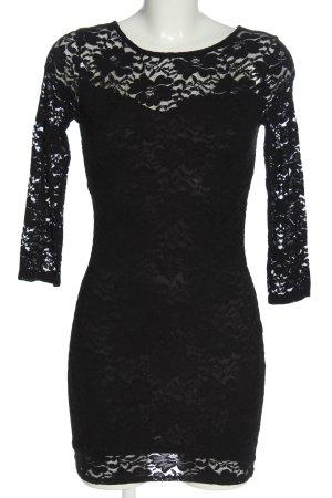 Club L London Longsleeve Dress black elegant