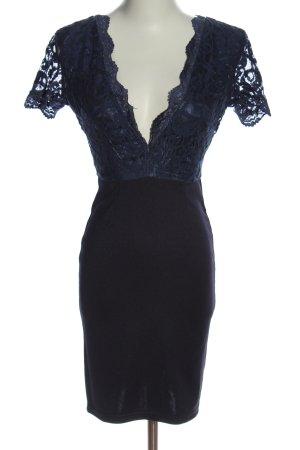 Club L London Mini Dress blue elegant