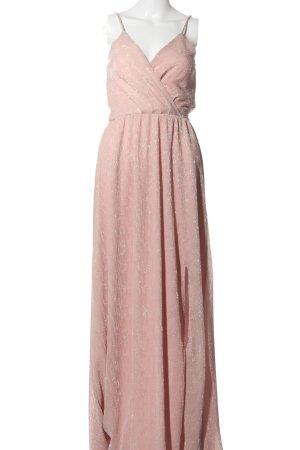 Club L Maxikleid pink meliert Elegant