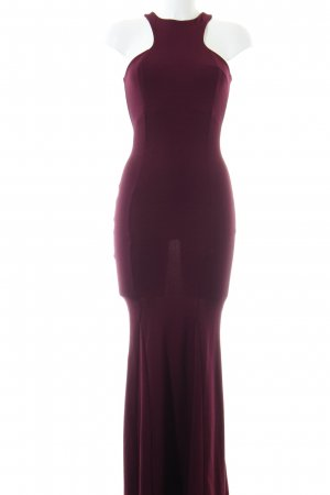 Club L Maxi Dress red elegant