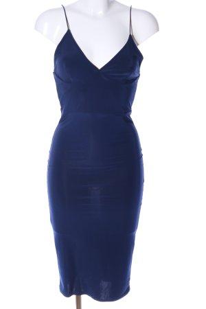 Club L Trägerkleid blau Elegant