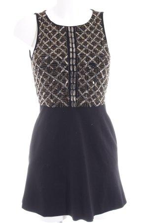 Club Monaco A-Linien Kleid mehrfarbig Elegant