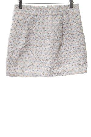 Club Monaco Ołówkowa spódnica Graficzny wzór W stylu casual