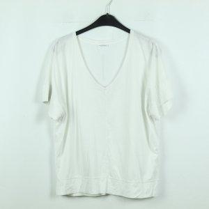 Club Monaco Camicia oversize bianco Cotone